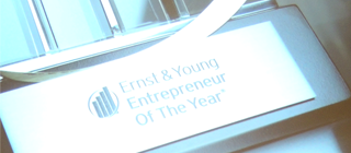 Durban awardwinner of Ernst & Young Entrepreneur of the Year